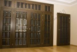 Matovoe steklo s facetom v dverjah (1)