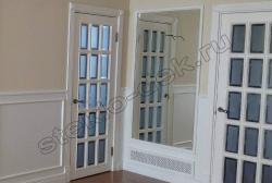Matovoe steklo s facetom v dverjah (2)