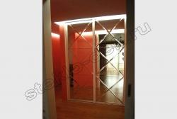 Zerkala s facetom v razdvizhnyh dverjah shkafa - kupe (2)