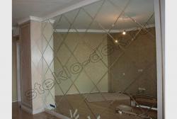 Otdelka sten zerkalami s facetom (1)