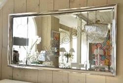 Nastennoe zerkalo s facetom v rame (2)