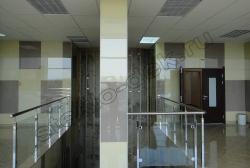 Otdelka sten krashenym steklom LAKOBEL'' 1015 bezhevyj (1)