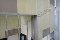 Otdelka sten krashenym steklom LAKOBEL'' 1015 bezhevyj (3)