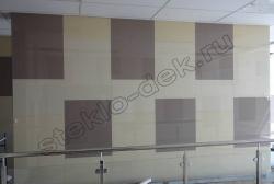 Otdelka sten krashenym steklom LAKOBEL'' 1015 bezhevyj (5)
