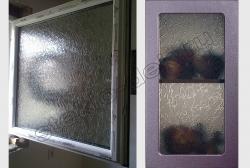 Riflenoe steklo Del'ta v oknah i kuhonnyh fasadah (2)