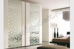 Shkaf kupe s primeneniem dekorativnogo matovogo zerkala ALLEGRO (SMC-012) (1)