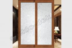 Zerkalo KOLOTYJ LED (SMC ODG-006) v razdvizhnyh dverjah