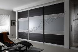 Razdvizhnye dveri vstroennogo shkafa-kupe s matirovannym zerkalom (1)