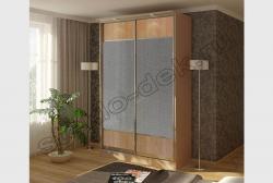 Zerkalo PAPIRUS (SMC-015) v dverjah shkafa-kupe (2)