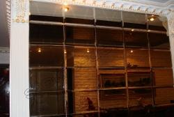 Bronzovoe zerkalo s facetom