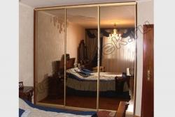 Shkaf kupe s bronzovym zerkalom (2)