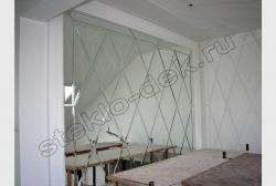 Otdelka sten zerkalami s facetom (3)