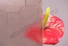 Steklo listovoe uzorchatoe Pazl bronzovoe (1)