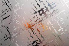 Steklo listovoe uzorchatoe SANTUK bronza matirovannoe (1)