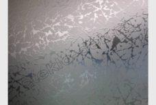 Steklo listovoe uzorchatoe Vulkan bescvetnoe matirovannoe (5)