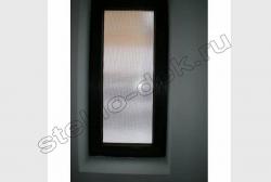 Steklo uzorchatoe KRIZET v oknah (3)