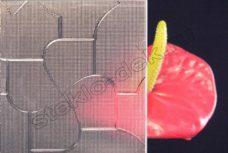 Riflenoe steklo Pazl bescvetnoe (2)