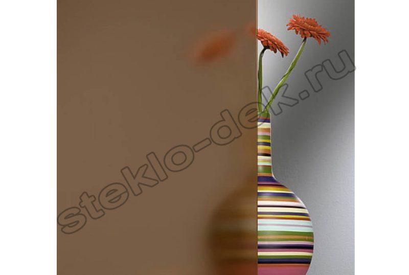 Steklo matovoe Ekomat (bronzovoe) (3)