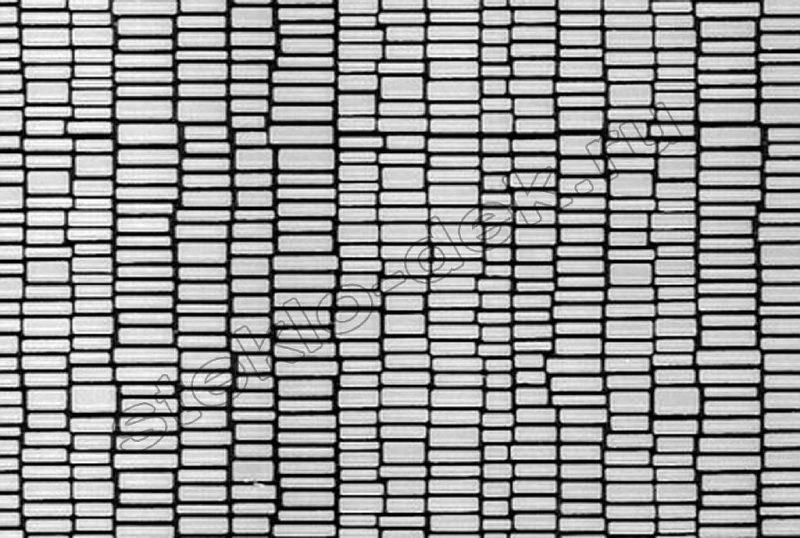 Zerkalo dekorativnoe matovoe bescvetnoe PAPIRUS (SMC-015) (2)