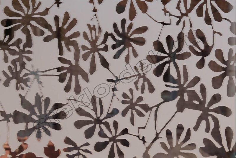 Zerkalo inter'ernoe matirovannoe bronzovoe ALLEGRO (SMC-012) (3)
