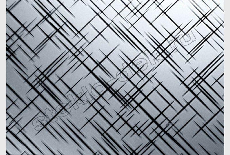 Zerkalo matovoe listovoe bescvetnoe LABIRINT (SMC-003) (1)